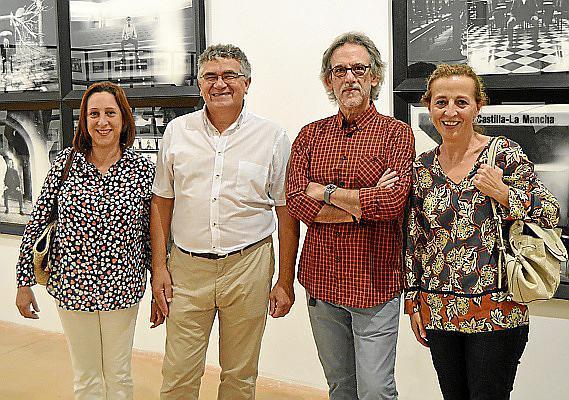 Pepe Cañabate presenta su obra en Sa Quartera de Inca