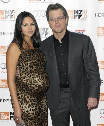 El actor y su pareja han vuelto a ser padres, con lo que ya tienen cuatro hijos.