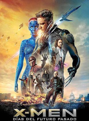 Cartel de la película 'X-Men: Días del futuro pasado'.
