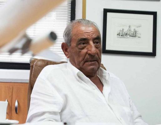 Juan José Hidalgo, se encuentra estos días de visita en la República Dominicana.
