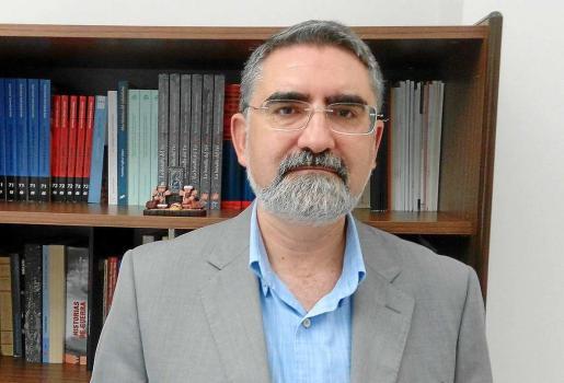 Antonio Espino, historiador y catedrático de Historia Moderna de la UAB.