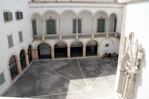 Vista general del Museu de Mallorca.