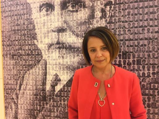 Imagen de archivo de la diputada socialista Sofía Hernanz.