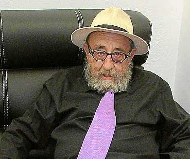 El poeta Toni Roca.