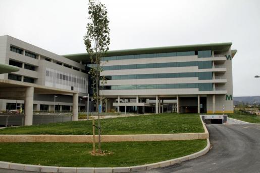 En la imagen, el Hospital Universitario Son Espases.