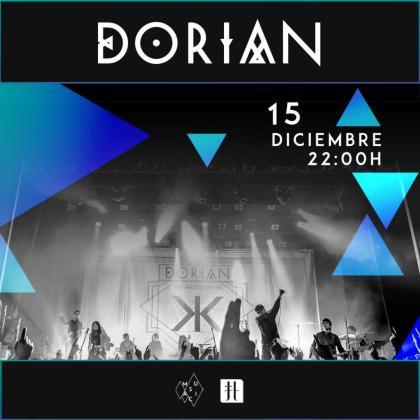 La gira 'Diez años y un día' de Dorian recala en el Trui Teatre de Palma.