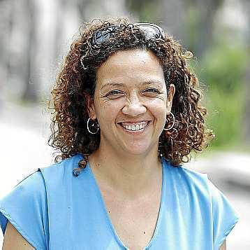 Catalina Cladera, consellera de Hacienda.