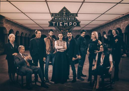 Imagen promocional de 'El Ministerio del Tiempo'.