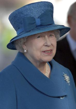 La reina Isabel II ha entrado en la redes sociales con gran éxito.