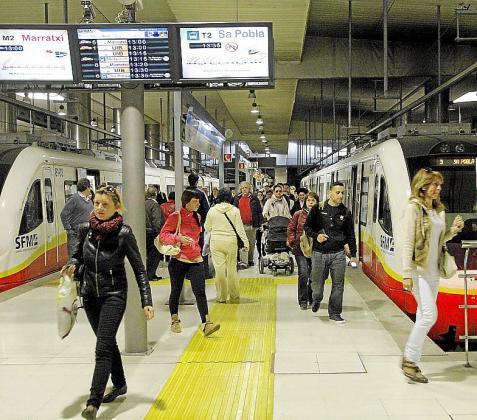 Dentro de poco se podrá viajar en metro con la tarjeta ciudadana.
