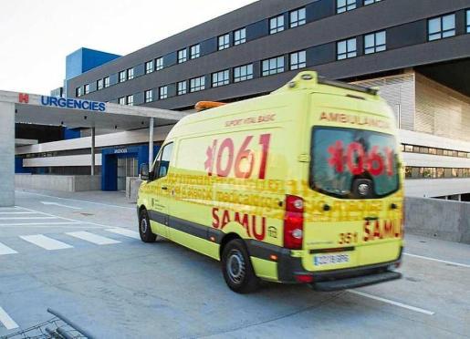 El bebé de 21 meses ingresó crítico en Can Misses y fue evacuado a Son Espases.