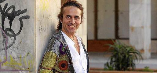 El compositor Rafael Artesero en una imagen de archivo.