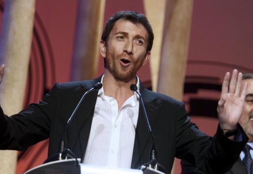 Pablo Motos, presentador del programa de Cuatro, 'El Hormiguero'.