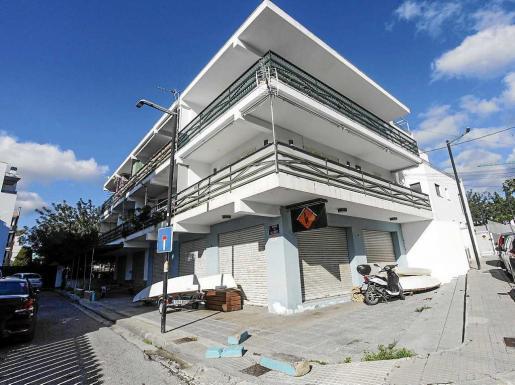 Imagen de la calle que lleva el nombre de Faber ubicada en el barrio de ses Figueres de Vila. Foto: DANI ESPINOSA