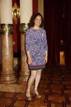 En la imagen, la consellera de Hisenda i Administracions Públiques, Catalina Cladera.