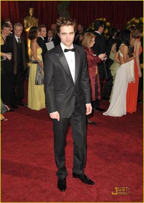 El actor de cine, Robert Pattinson, en una foto de archivo.