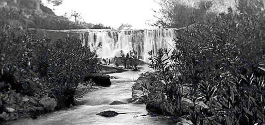Una imagen de 'Al voltant del riu de Santa Eulària', de Enrique Villalonga.