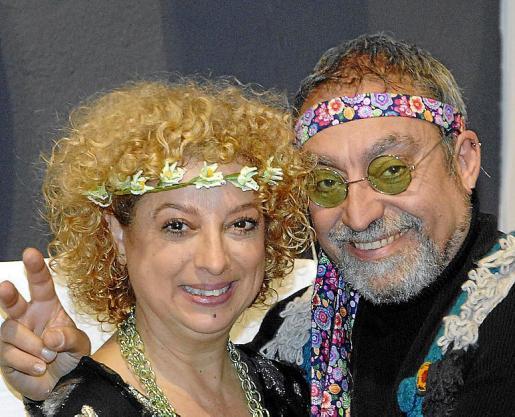 Marga Gónzalez y Toni de la Mata.