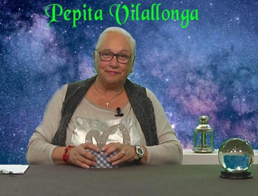 Pepita Vilallonga, en una fotografía de su perfil de Facebook.