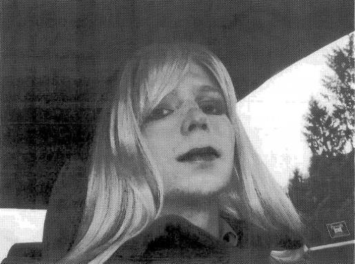 Chelsea Manning en una imagen de 2010.