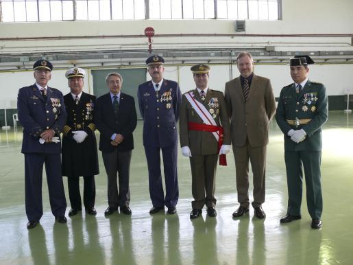 Cristòfol Sbert, José María Urrutia, Jaume Carbonero, Carlos de Palma, Juan Carlos Domingo Guerra, RamonSocías y Basilio Sánchez-Rufo.