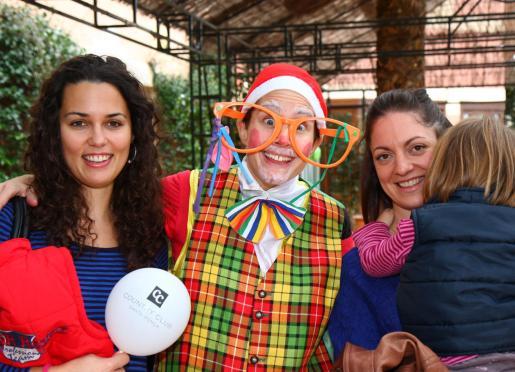 Bianca Martín, Silly Sam y Encarni López.