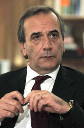 José Antonio Alonso, en una imagen de archivo.