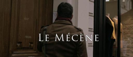 Imagen del corto El Mecenas que comparte su director con Periódico de Ibiza y Formentera.