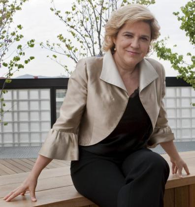La periodista y escritora Pilar Rahola, en una imagen de archivo.
