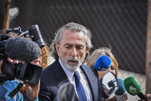 El presunto cabecilla de la trama Gürtel, Francisco Correa, en una imagen de archivo.