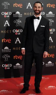 El desfile por alfombra roja de los premios Goya 2017 da el pistoletazo de salida a la ceremonia