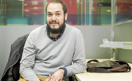 Pablo Rodriguez es psicólogo de la Asociación Española contra el Cáncer.
