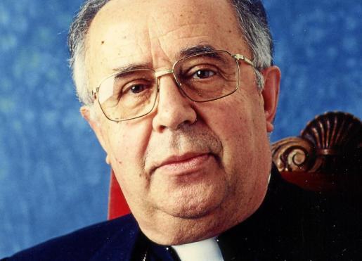 Monseñor José Gea Escolano fue obispo de Ibiza y Formentera entre los años 1976 y 1989.