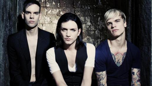 Los británicos Placebo, una de las bandas claves del rock alternativo internacional.