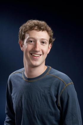 Mark Zuckerberg, creador de la red social Facebook, ha sido elegido personaje del año.