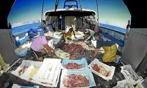 Las embarcaciones que se han visto afectadas son las artesanales y las de arrastre.