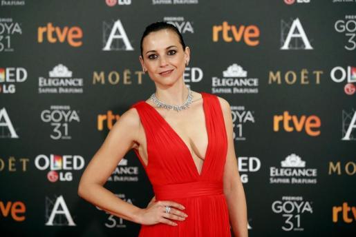 Las joyas fueron sustraídas de un cuarto durante las última ceremonia de los Premios Goya.