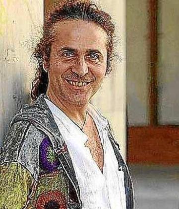 El compositor ibicenco Rafael Artesero.