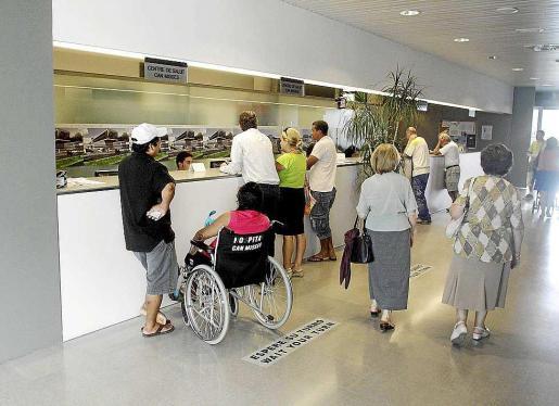 Los centros de salud de Vila y Can Misses comparten instalaciones.