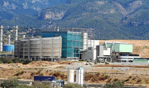 La incineradora de Son Reus, en Mallorca, produce energía que luego se inyecta en la red eléctrica. Foto: M. A. CAÑELLAS