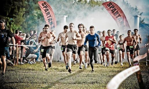 Los entrenamientos del Spartan Training SGX tendrán una duración de unas dos horas y, posteriormente, se realizará una carrera práctica no competitiva que se prolongará entre 30 y 60 minutos. g Foto: M.F.