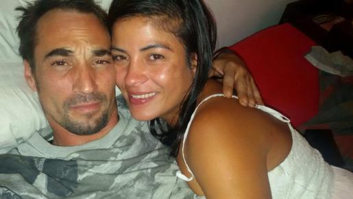 Imagen de una pareja desaparecida en Ibiza. El cuerpo de la mujer fue hallado sin vida en una playa de Cullera.