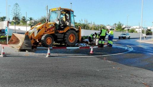 Hace justamente un año una avería dejó sin agua durante varias horas a unos 2.000 vecinos de Cala de Bou y Port des Torrent.