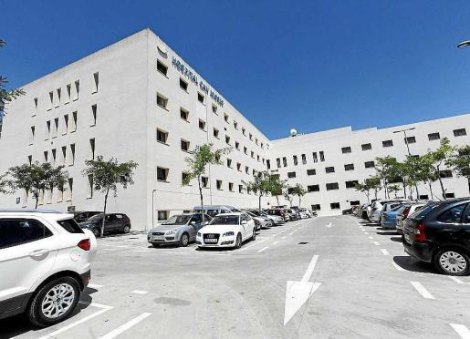 Imagen del antiguo hospital Can Misses, donde irá ubicado el centro de salud.