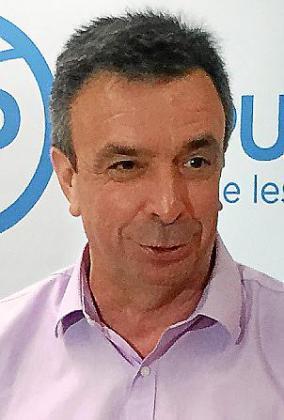 Miquel Vidal, presidente del PP balear.