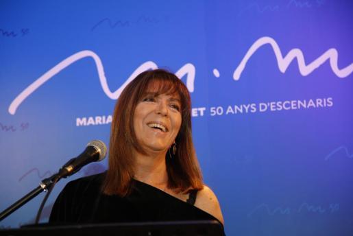 Maria del Mar Bonet abre un 2017 pleno de eventos por sus 50 años musicales.