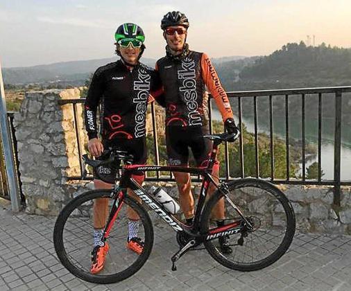 Roberto Merhi y Dani Millán, inscritos en la ronda ibicenca.