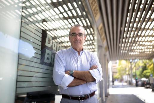 Imagen de archivo del diputado Juan Pedro Yllanes.