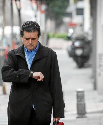 El expresident Jaume Matas.