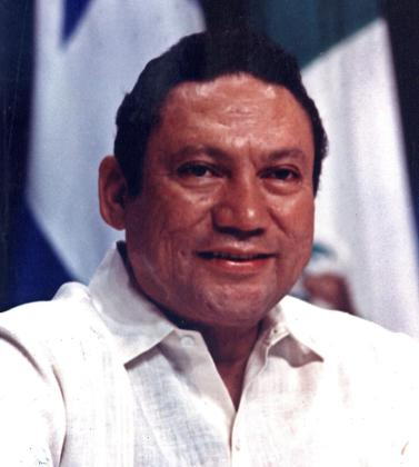 Manuel Antonio Noriega.